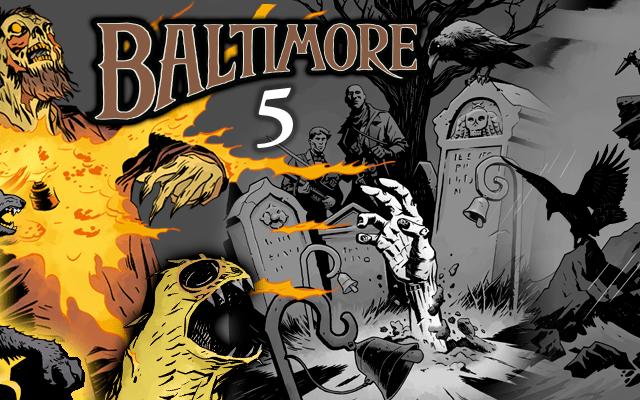 Baltimore vol.5: L'apostolo e la strega di Harju