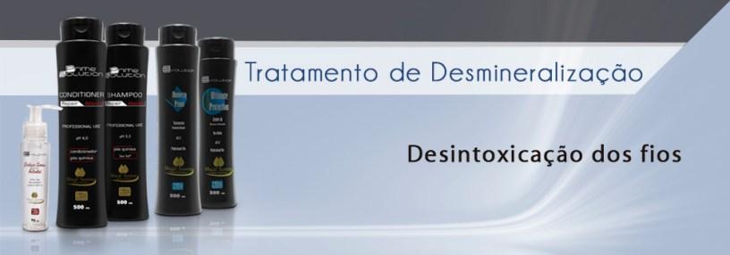 04 Tratamento de Desmineralização