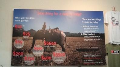 Phonsavan - MAG - Donation Help