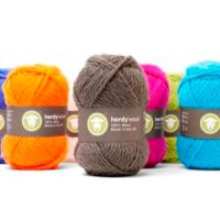 Herdy Wool, lane inglesi coloratissime