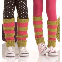 Ritorno agli anni 80: Fai-da-te gli scaldamuscoli a maglia