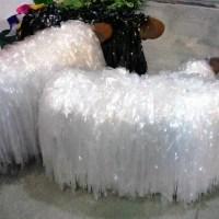 PESCE D'APRILE! Pecore elettriche: la lana vegan è una realtà!