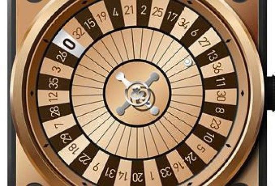 Montre BR01 Casino Or jaune de Bell & Ross