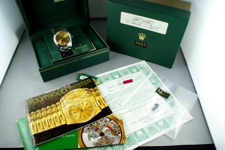 Rolex AK Winn Dixie Congrats