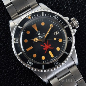 THE ROLEX RED 'OMAN KHANJAR & QABOOS' SEA-DWELLERS