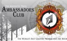 Ambassadors club Patreon banner