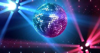 Nightclub Strobe Globe