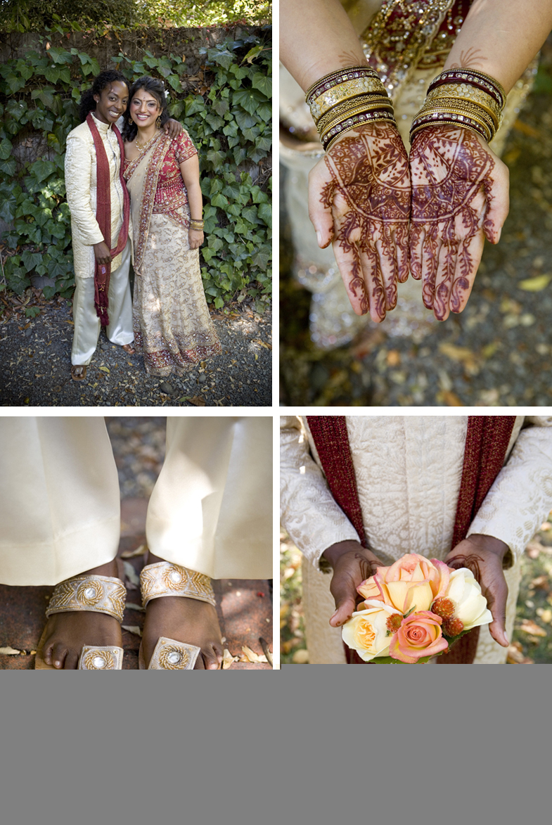 feature indian wedding tracey loves sapana lesbian wedding ideas T and s ceremony copy
