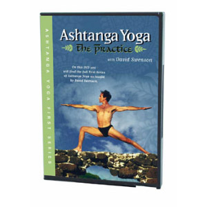 Ashtanga Yoga First Series by David Swenson