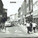 1960s Centre part of High Street