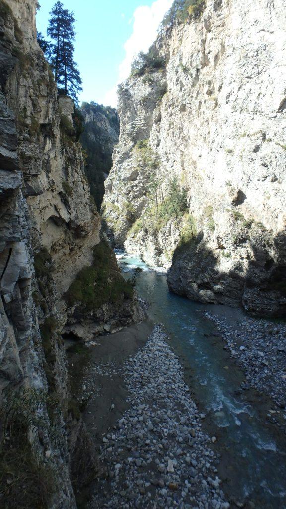 River Arc winding it's  way