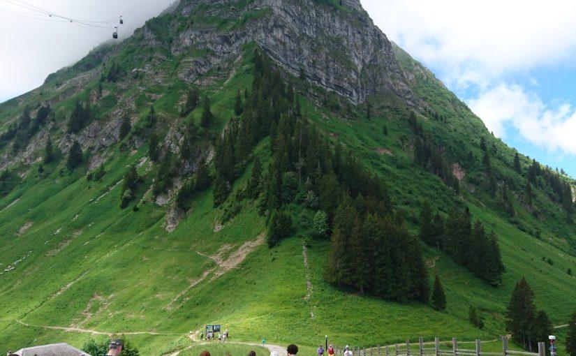 Via Ferrata with Climbing Shoes
