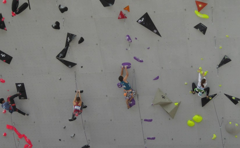 Appreciating the IFSC Climbing World Cup in Villars