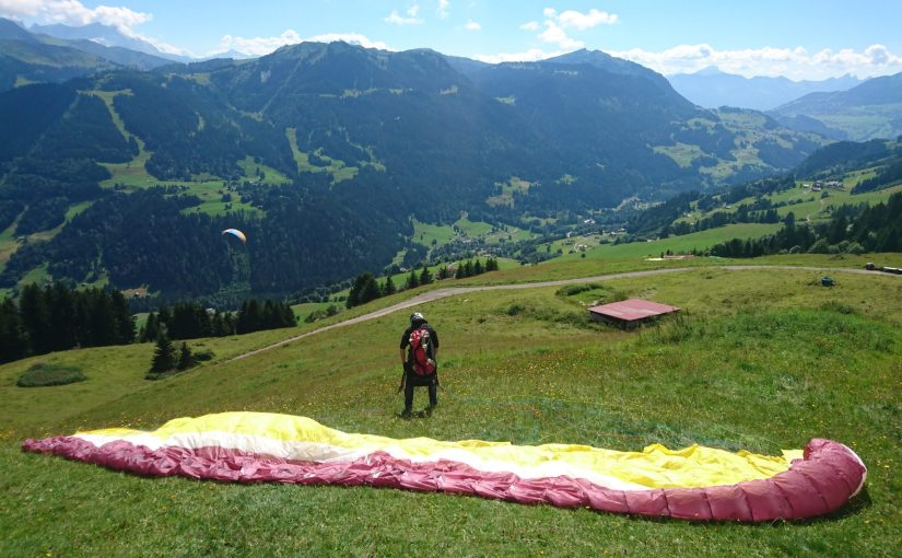 FIFAD; The day I finally got to experience a Paragliding flight
