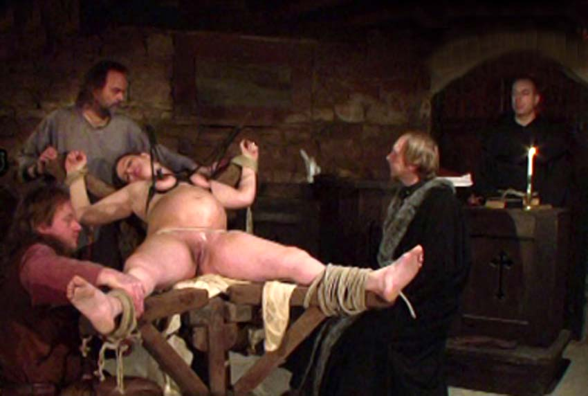 spanish inquisition torture devices