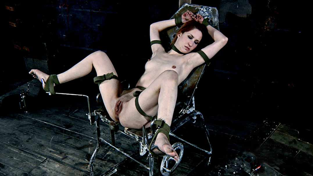 female electro torture interrogation tumblr