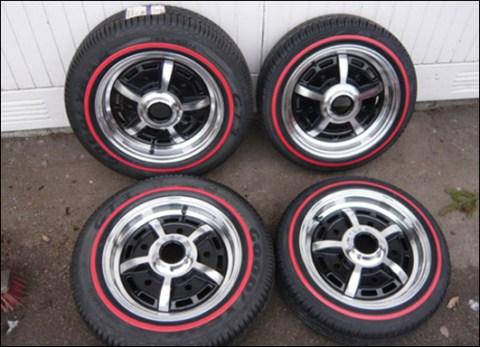 Sprintstar wheels