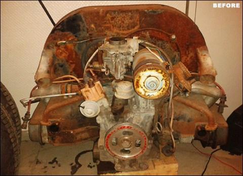 As found 1600cc...