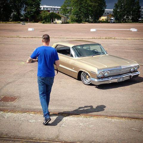 Fotografering för Gasoline Magazine idag...