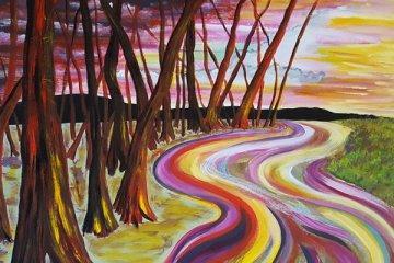 wendy-jo-davis-colorful-stream