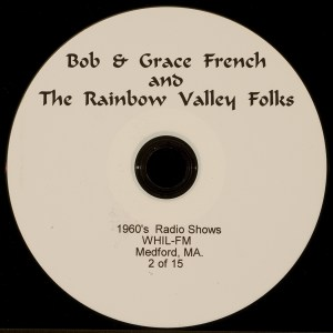 CD-0335, Rainbow Valley Boys _ Sweetheart, Live Radio, Disk 2