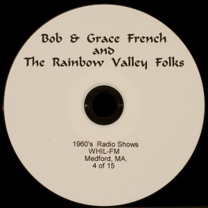 CD-0341, Rainbow Valley Boys _ Sweetheart, Live Radio, Disk 4