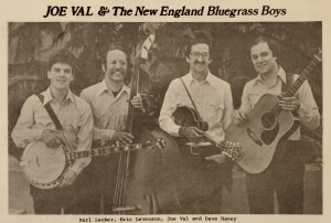 NEWS-0379, Joe Val _ The New England Bluegrass Boys