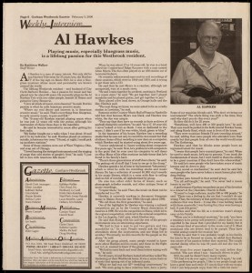NEWS-0904, Al Hawkes Interview, 2006
