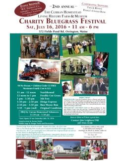 curran farm charity festival