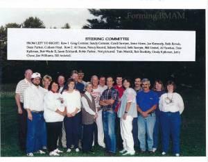 BMAM Steering Committee 1995