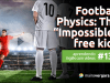 "Aprendendo Inglês Com Vídeos #136: Football Physics: The ""Impossible"" Free Kick"