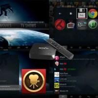 Test du nouveau boitier TV Android 4K MX IV de Tronfy