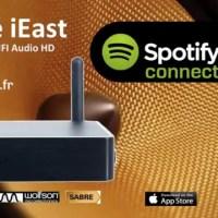 Test du Sonoé iEast, un boitier idéal pour le multiroom de qualité