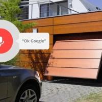 Domotiser sa porte de garage avec Jeedom et « Ok Google »