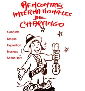 Rencontres Internationales de Charango