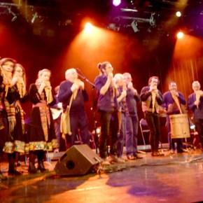 Orchestre de la Maison de MAI, le 31 mai de 19h à 22h