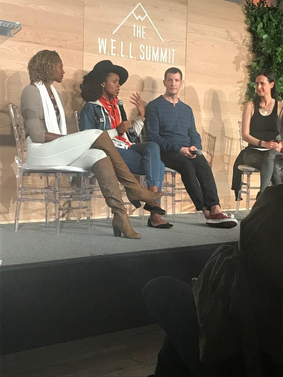 WELL Summit Panel