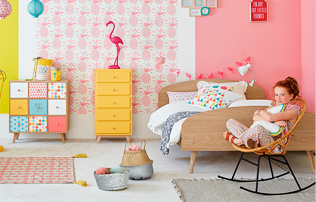 Children s bedrooms   furniture   accessories   Maisons du Monde Collection Alix