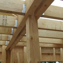 plancher d'étage bois barlin