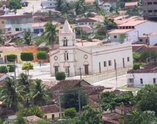 Cidade de Boqueirão, no Cariri