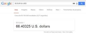 conversor de moeda google