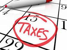 Calendário Fiscal – Maio 2016 – Modelo 3 – IRS