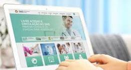 Novo portal do Serviço Nacional de Saúde