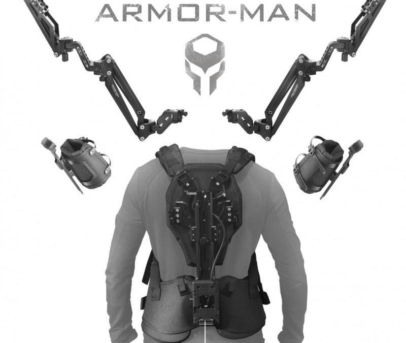 Test du Tilta Armor Man, le premier Exosquelette pour Gyro