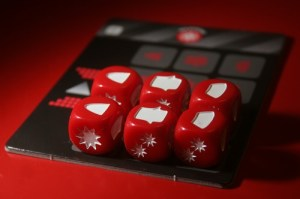 Space Cadets weapon dice