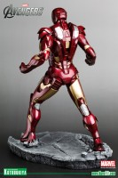 Iron Man Statue-LeftBack