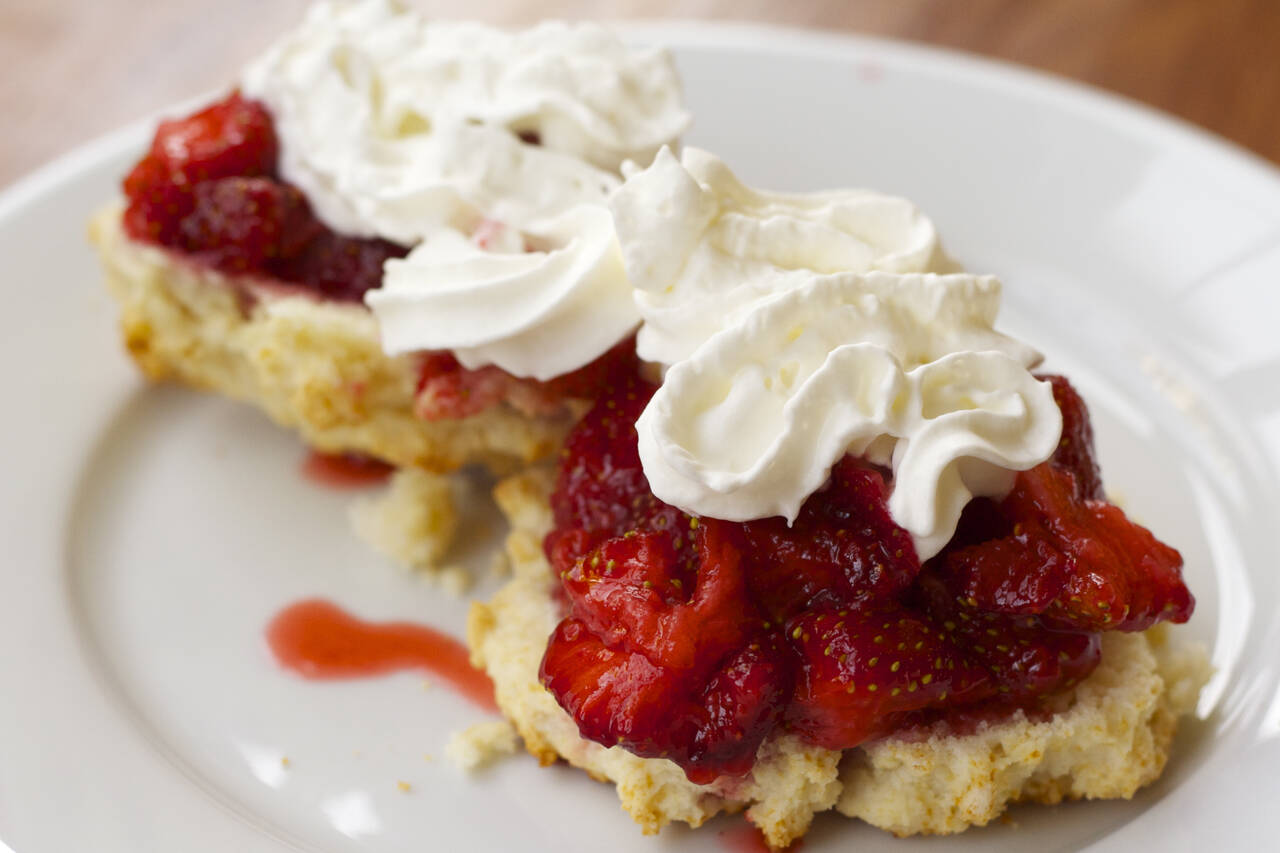 Fullsize Of Bisquick Strawberry Shortcake