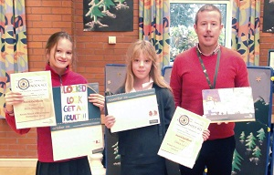 Council's 'Knock Knock' campaign drives home safety message to Borough's children