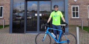 Macclesfield accountant to cycle from London to Paris for local charity