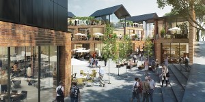 Town Centre Redevelopment